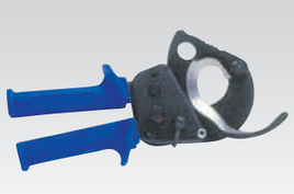 Инструмент с трещеткой для резки кабеля до 50 мм