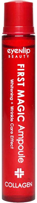 Лифтинг-сыворотка для лица с коллагеном Eyenlip First Magic Ampoule Collagen 13 мл (8809555250579)