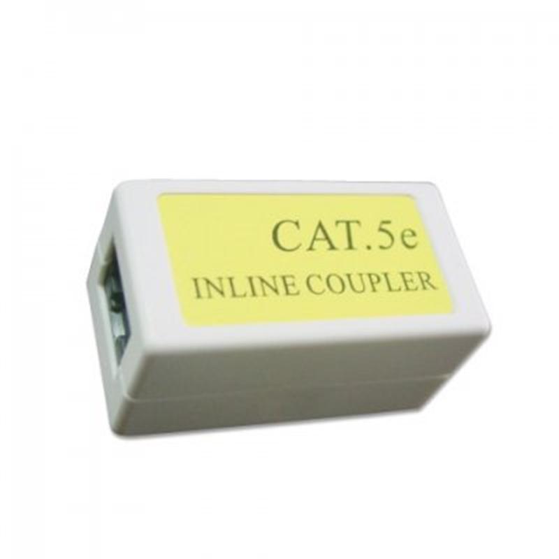 Соединитель сетевых разъемов Cablexpert (NCA-LC5E-001) CAT. 5E