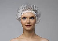 Шапочка гармошка косметологическая на резинке