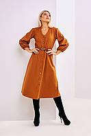 Женское платье Stimma Салина 4214 Xxl Кемел
