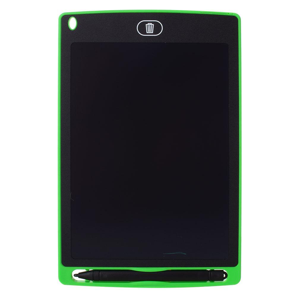 Детская игрушка для рисования LCD планшет 1085A (Зеленый)