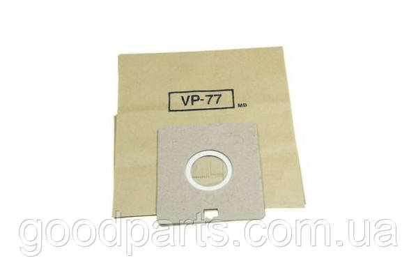 Пылесборник (мешок) бумажный для пылесоса Samsung VP-77 код DJ74-10123F DJ97-00142A, фото 2