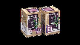 Чай грузинский элитный черный с тимьяном