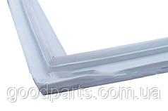 Уплотнитель двери для холодильника на морозильную камеру Indesit 766x571mm C00854014