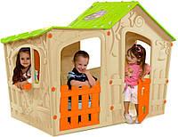 Игровой домик для детей Keter Magic Villa Playhouse