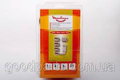 Комплект насадок овощерезки для мясорубки XF990101 Moulinex (барабанчики и корпус)
