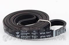 Ремень для стиральной машины 4PJE 1207 Whirlpool 481235818204