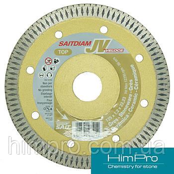 JV SAIT d125 Алмазный отрезной диск тонкий