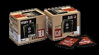 Чай грузинский элитный черный пакетированный