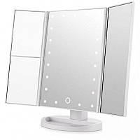 Тройное LED зеркало для макияжа (W-13)