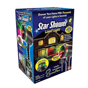 """Проектор """"Звездный дождь"""" Star Shower"""