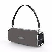 Портативная Bluetooth колонка Hopestar A6 с влагозащитой USB FM Grey mt-180, КОД: 1189760