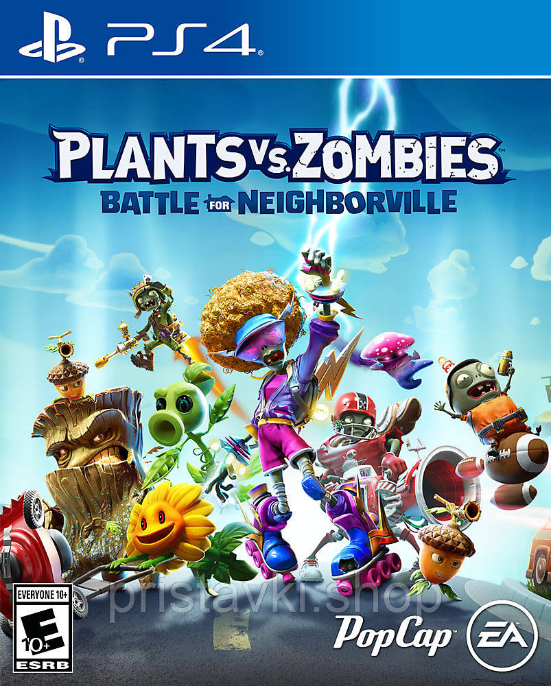 Plants vs. Zombies: Battle for Neighborville PS4 \ PS5