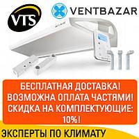 Тепловая завеса VTS WING E100 (ЕС-двигатель)