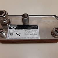 Вторичный теплообменник Hermann Micra 2, Supermicra, 17B1951200, 12 пластин, фото 1