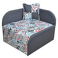 Диван Артемон Г диван принт АВС 3 + Хит 20