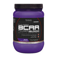 Ultimate Nutrition BCAA powder 12000 - 228 г - фруктовый пунш, фото 1