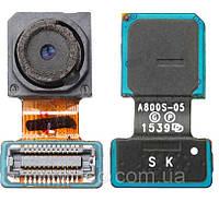 Камера для смартфона Samsung A310 Galaxy A3 (2016) A310F A310M A310N A310Y, фронтальная (маленькая)