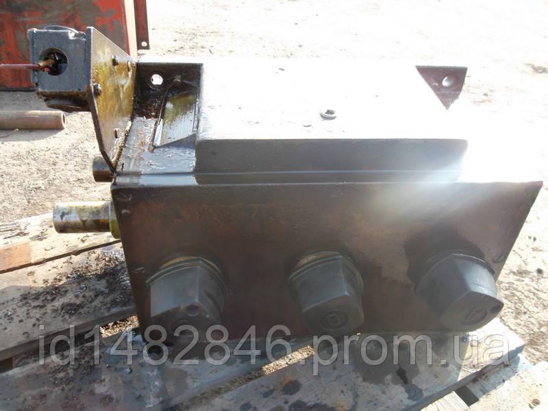 Коробка подач токарного станка 1Е61ПМ