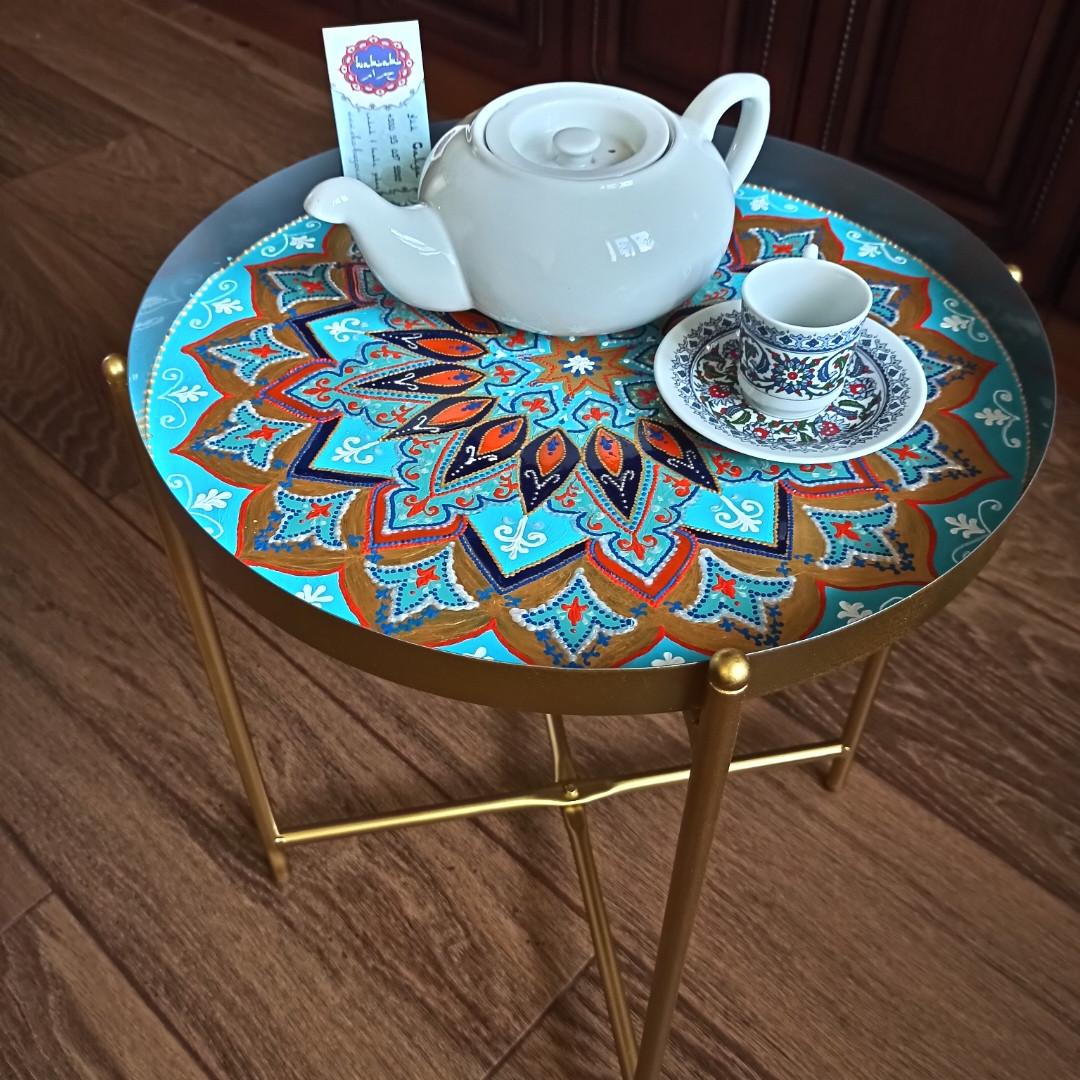 """""""східне чаювання"""" стіл"""