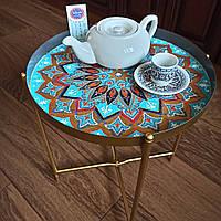 """""""східне чаювання"""" стіл, фото 1"""