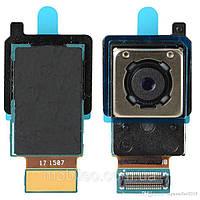 Камера для смартфона Samsung G920 Galaxy S6 G925F, основная (большая)