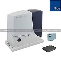 Комплект автоматики ROBUS 600 KCE Nice для откатных ворот (ширина до 8 м)