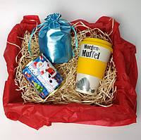 """Подарунковий набір """"Новорічний подарунок для хлопця / чоловіка"""""""