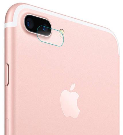 Захисне скло NZY для камери Apple iPhone 8 Plus Прозоре (001825), фото 2