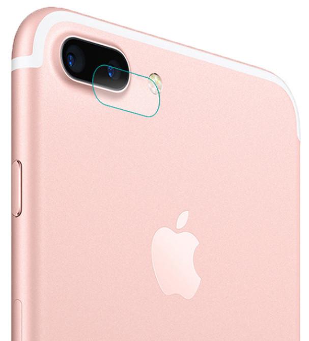 Захисне скло NZY для камери Apple iPhone 8 Plus Прозоре (001825)