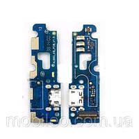 Плата зарядки для Lenovo P70 с разъемом зарядки и компонентами