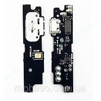 Плата зарядки для Meizu M3 Note (M681H) с разъемом зарядки и компонентами