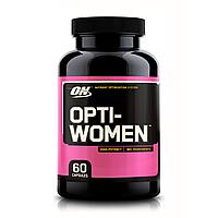Вітаміни Opti-Women Optimum Nutrition 60 таблеток