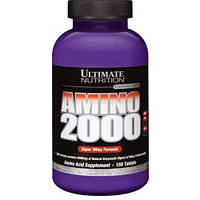 Ultimate Nutrition Amino 2000 - 150 таб, фото 1