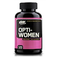 Вітаміни Opti-Women Optimum Nutrition 120 таблеток