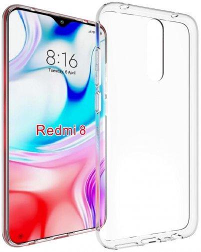 Чехол TPU для Xiaomi Redmi 8