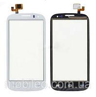 Сенсорный экран (тачскрин) Alcatel 5036D Pop C5 5036X white ориг. к-во