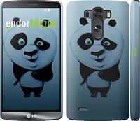 "Чехол на LG G3 dual D856 Кунг-фу Панда ""759c-56"""