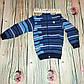Детский свитер для мальчика Колбаска, фото 2