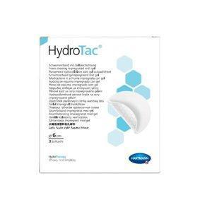 Hydrotac Ø 6 см Гидрогелевая губчатая повязка