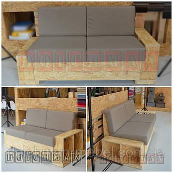 Диван для помещения в стиле Лофт, дизайнерская мягкая мебель для кафе, баров, ресторанов в стиле Лофт