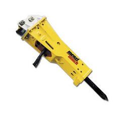 Отбойный молоток для экскаватора Menzi SH3500