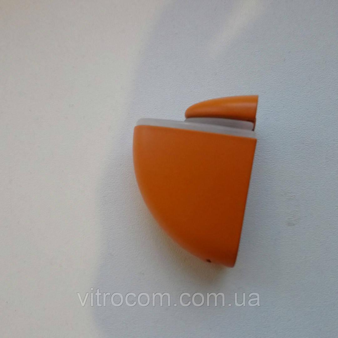 Пеликан оранжевый для стеклянной полки
