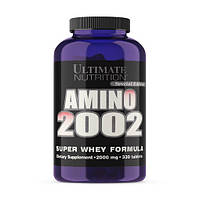 Ultimate Nutrition Amino 2002 - 330 таб, фото 1