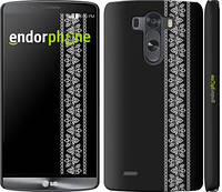 """Чехол на LG G3 D855 Вышиванка 32 """"601c-47"""""""
