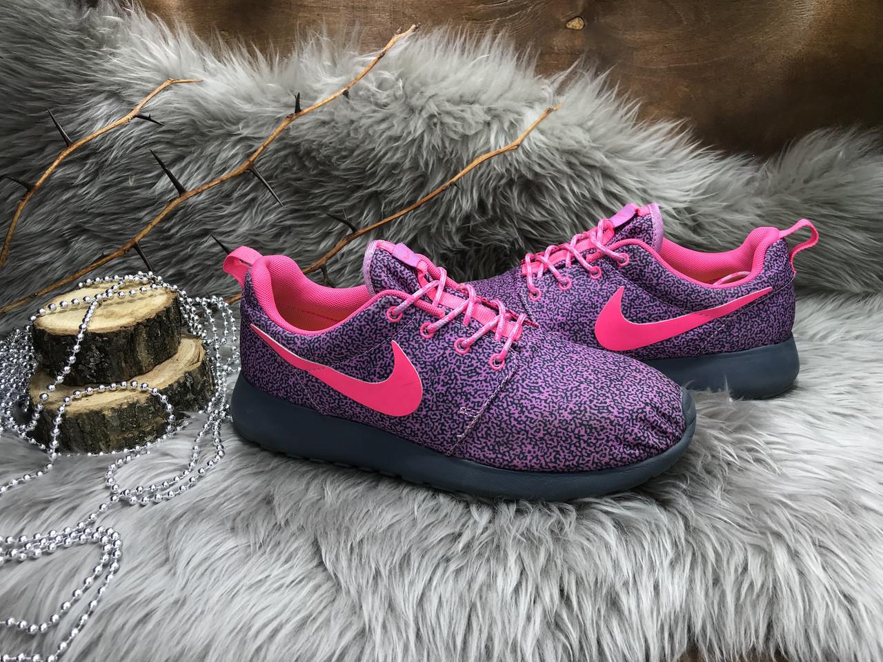 Женские кроссовки Nike Rosherun Print (38 размер) бу