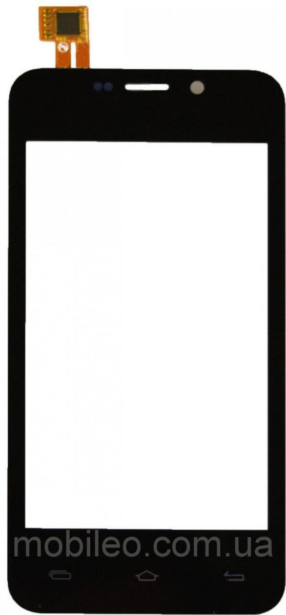 Сенсорный экран (тачскрин) Bravis Light чёрный