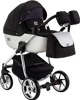 Новинка среди детских универсальных колясок 2 в 1  - Adamex Hybryd Plus