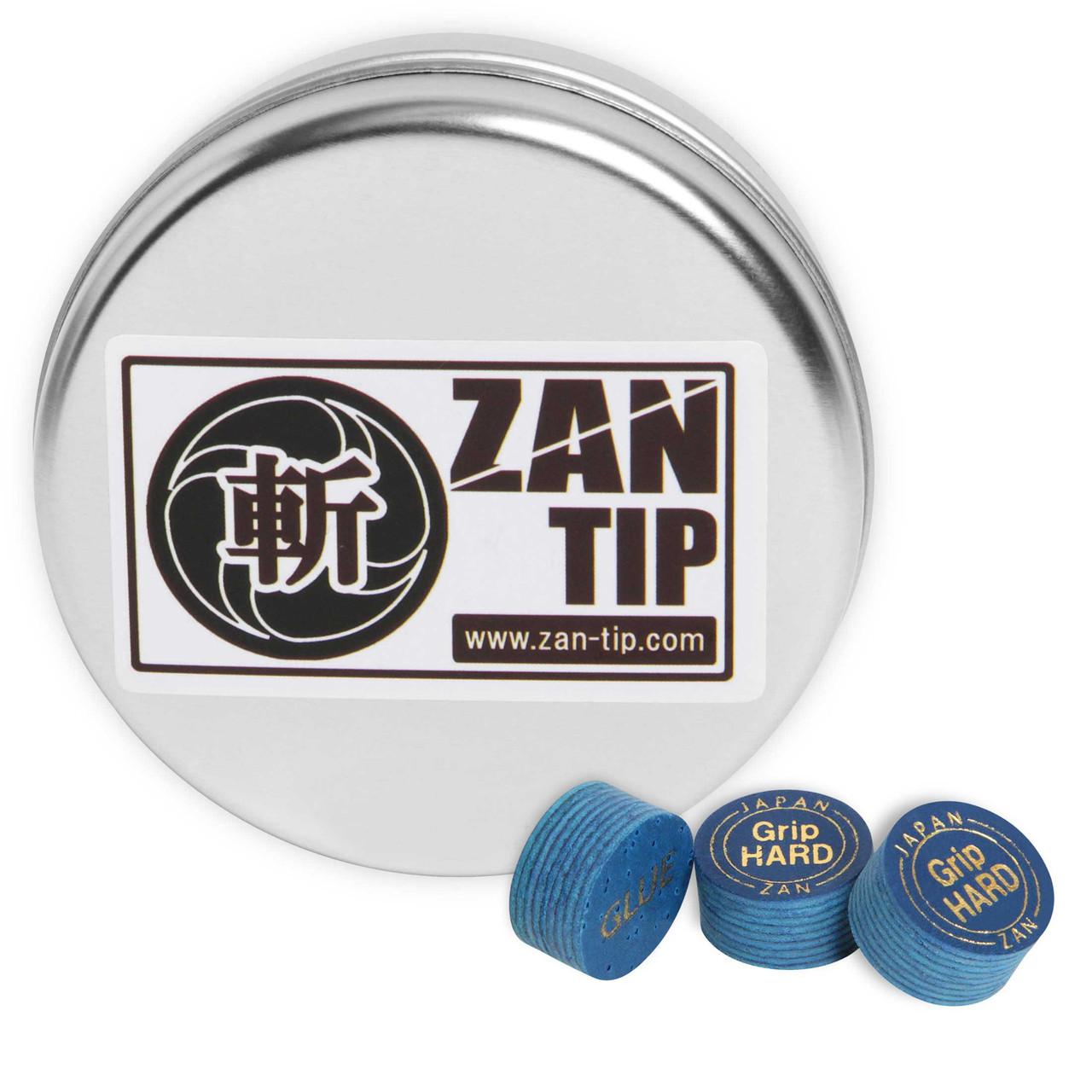 Наклейка для кия Zan Grip 14мм Hard 1шт